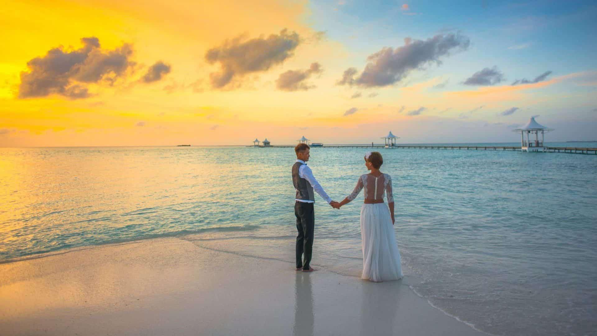 Van aanzoek tot bruiloft